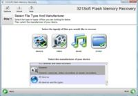 321Soft Flash Memory Recovery pour mac