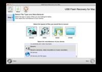 321Soft USB Flash Recovery for Mac pour mac