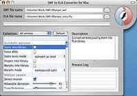 SWF to FLA Converter pour mac