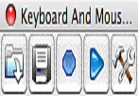 Keyboard And Mouse Recorder pour mac