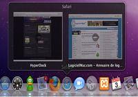 HyperDock pour mac