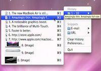 ClipMenu pour mac