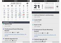 Agenda Calendar iOS pour mac