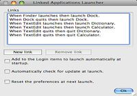 Linked Applications Launcher pour mac