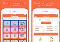 Pokedex Free for Pokemon Go iOS pour mac