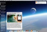 NewsBar pour mac