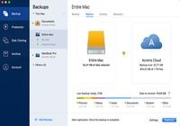 Acronis True Image pour mac