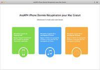 AnyMP4 iPhone Donnée Récupération pour Mac Gratuit pour mac