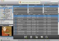 AnyMP4 Transfert iPad pour Mac  pour mac