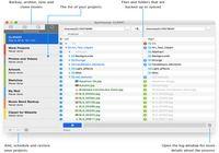 Get Backup pour mac