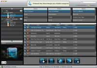 4Videosoft Mac iPhone Manager pour ePub pour mac