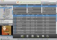 AnyMP4 Transfert iPad pour Mac Platinum pour mac