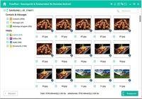 FonePaw - Sauvegarde & Restauration De Données Android pour mac