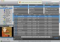 AnyMP4 Transfert iPhone-Mac Ultime pour mac