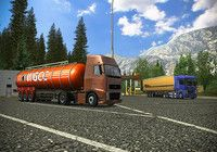 Euro Truck Simulator pour mac