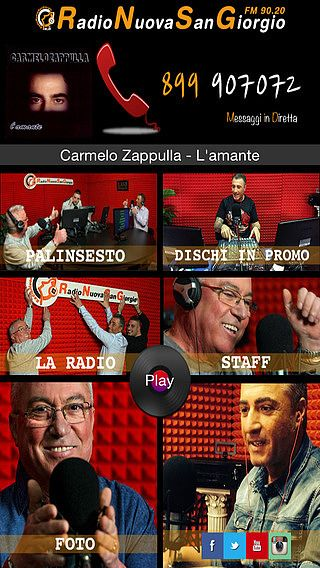 Radio Nuova San Giorgio pour mac