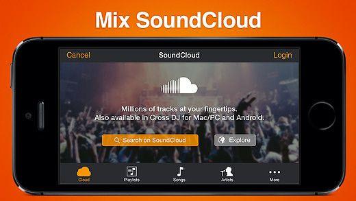 Cross DJ Free - Mix your music pour mac