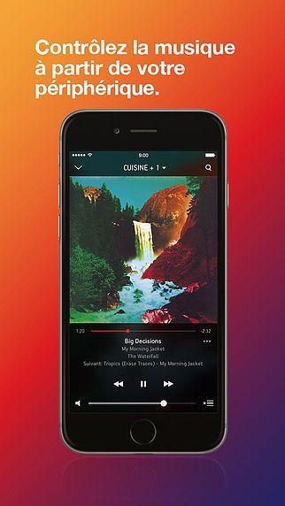 Sonos Controller pour mac