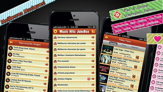 Music Hits JukeBox - La meilleure musique de tous les temps, Top pour mac