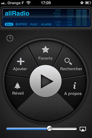 AllRadio pour mac