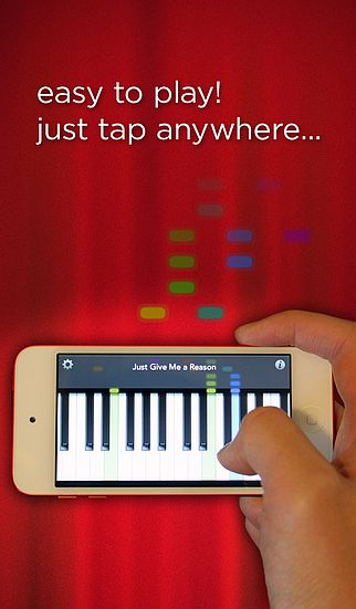 Tiny Piano - Petit Piano pour mac