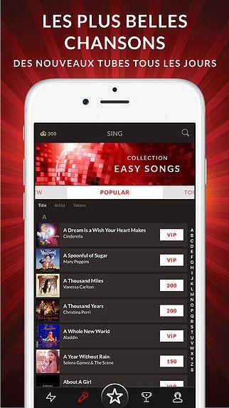 The Voice: On Stage Karaoke de StarMaker pour mac