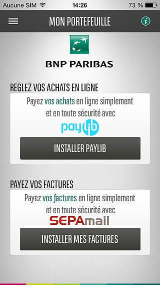 Mon Portefeuille BNP Paribas pour mac