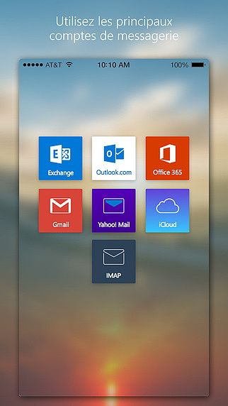Microsoft Outlook - Email et calendrier pour mac