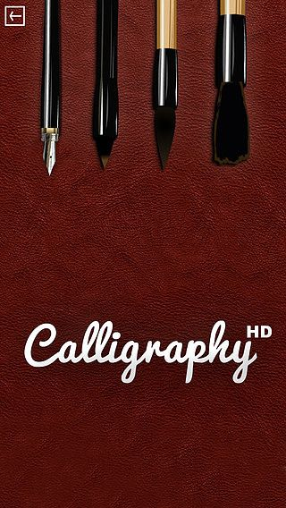 Calligraphy HD pour mac
