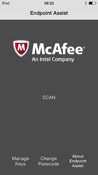 McAfee Endpoint Assistant pour mac