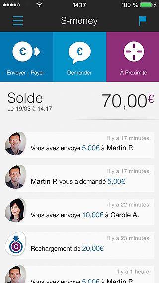S-money pour mac
