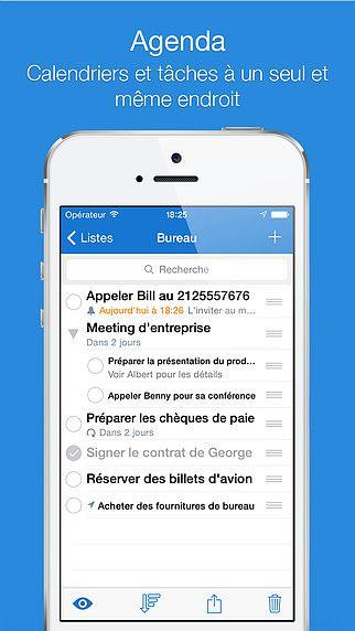 GTasks - Gestionnaire de tâches pour Google GMail liste à faire  pour mac