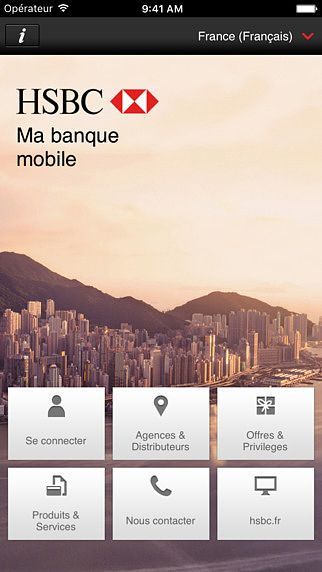 Ma banque mobile HSBC pour mac
