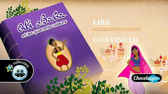 Ali Baba et les Quarante Voleurs - Découverte pour mac