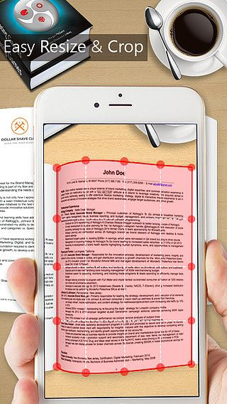 Scanner Facile - Top pdf direct scanner app pour mac