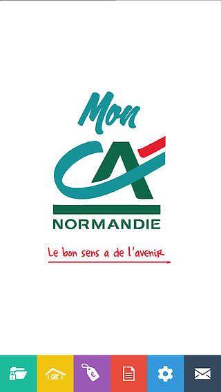 Mon CA Normandie pour mac