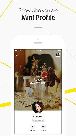 KakaoTalk Messenger pour mac