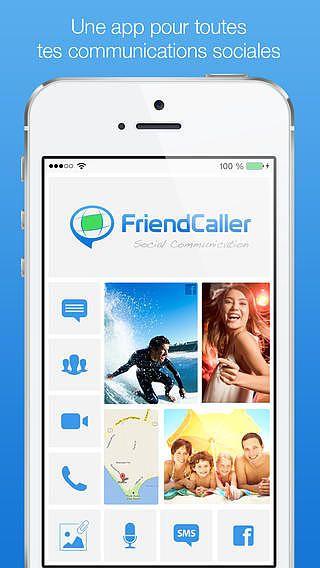 FriendCaller Chat Vidéo pour mac