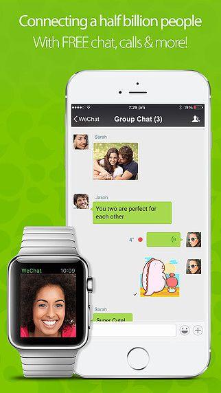 WeChat pour mac