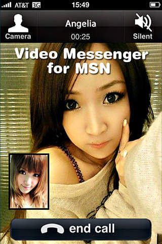 Video Messenger for MSN pour mac