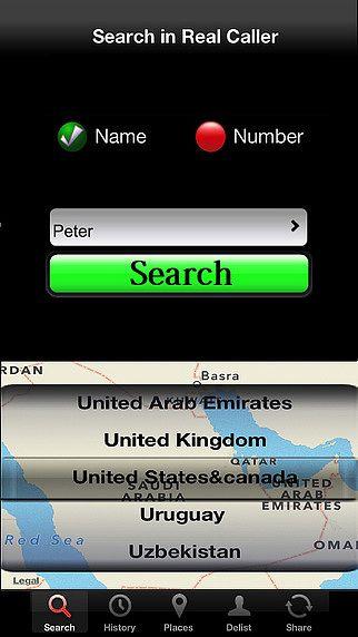 Real Caller : nom de l'appelant - Identification de l'appelant - pour mac