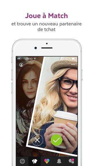 LOVOO - La nouvelle appli de tchat gratuite, pour rencontrer et  pour mac