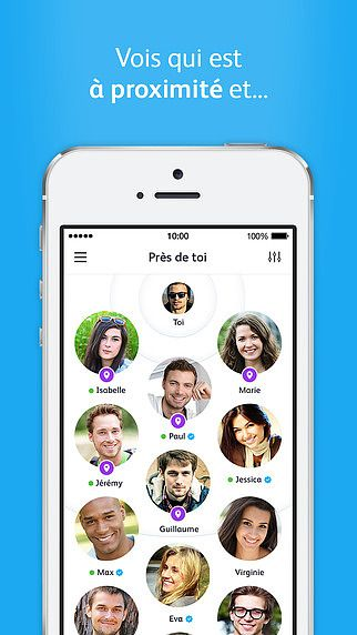 Rencontres chat services