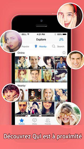 InstaMessage - Rencontrez, Tchattez et Sortez sur Instagram pour mac