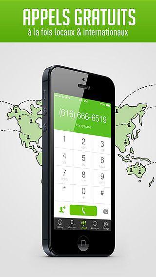 HiTalk - Appels Internationaux et locaux Gratuits  pour mac