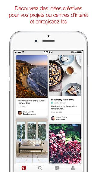 Pinterest pour mac