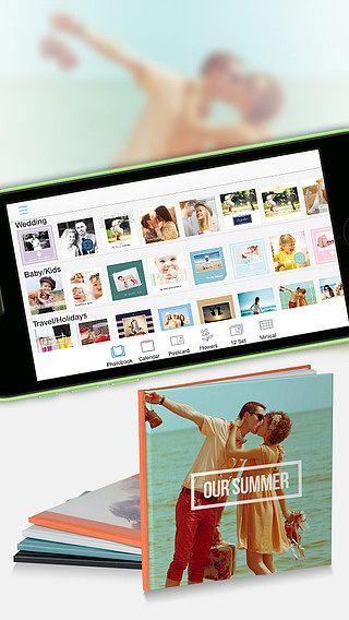 Livre Photo - Commandez des tirages photo, des cartes pour iPhon pour mac