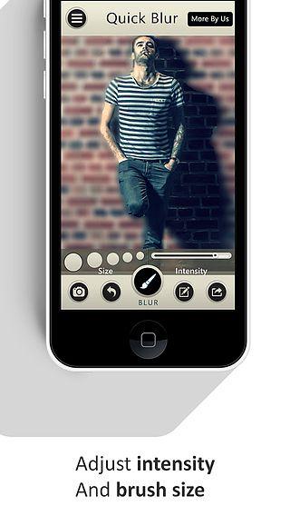 Photo flou gratuit pour mac