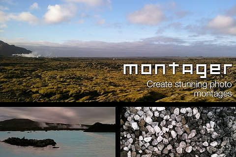 Montager - create stunning photo montages pour mac