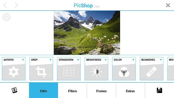 PicShop HD - Photo Editor pour mac